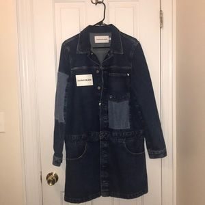 Calvin Klein Denim Jacket (Large)